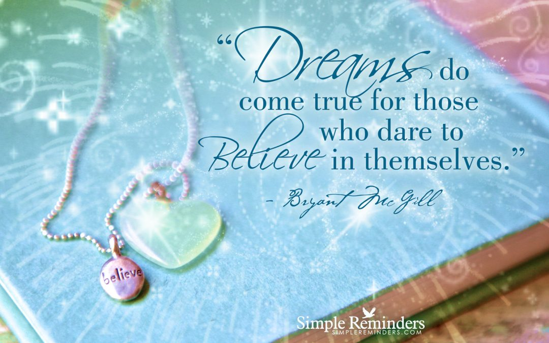 Dreams Do Come True – Inspired Entrepreneurs