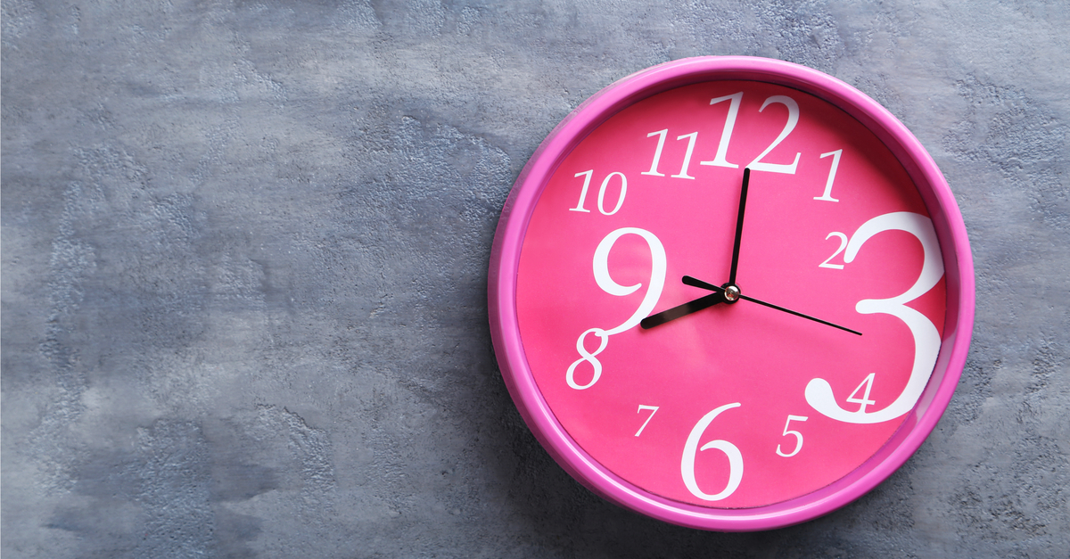 punctuality necessity or overrated