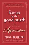 newFocus on the Good Stuff cover In Conversation With Mike Robbins