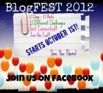 blogfest 150x135 Living My Dream