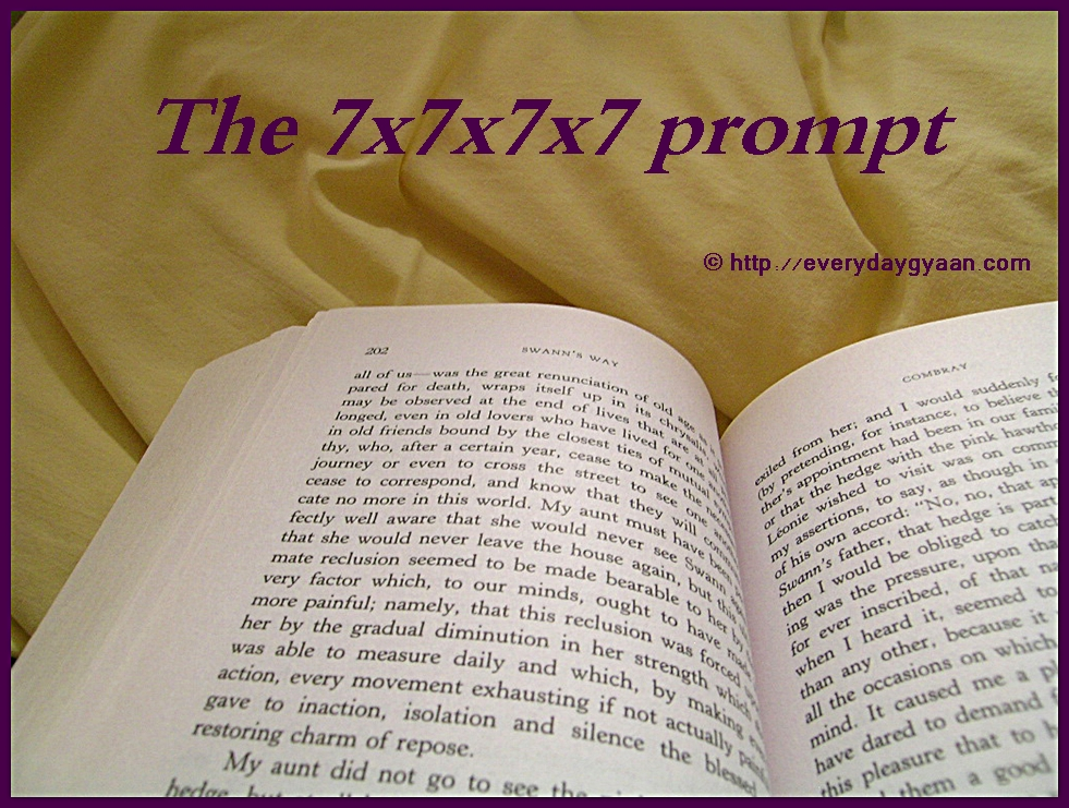 7x7x7x7 The 7x7x7x7 Writing Prompt