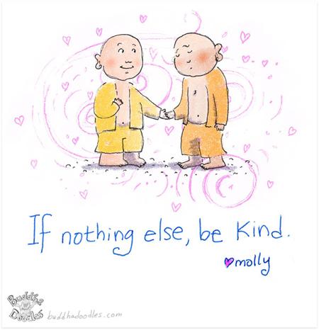 Kindness Begets Joy