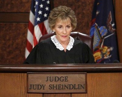 Can I Be Judge Judy For A Day   #MondayMusings