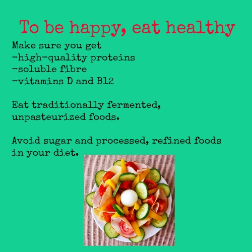 Food Affects Mood and Performance