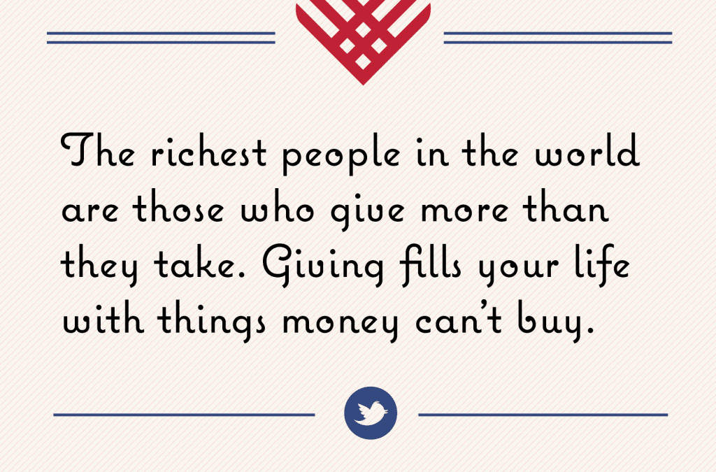 Inspirational Quotes on Giving #GivingTuesday #UNselfie