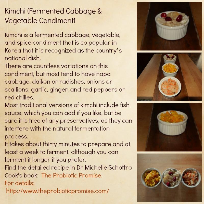 kimchi the probiotic promise