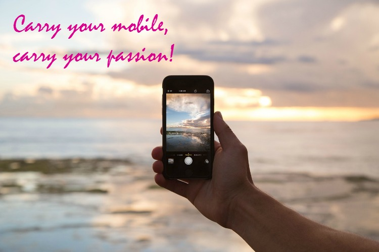 Carry Your Mobile Carry Your Passion