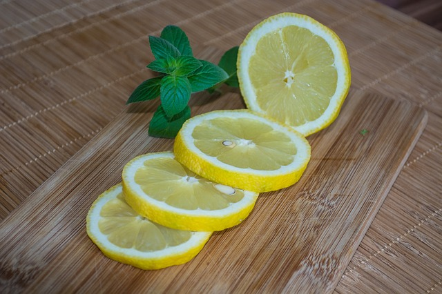 healing properties of lemon
