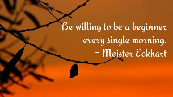 be-a-beginner