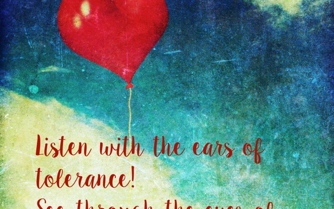 The Language of Love #Pledge2BeKind – A Contest