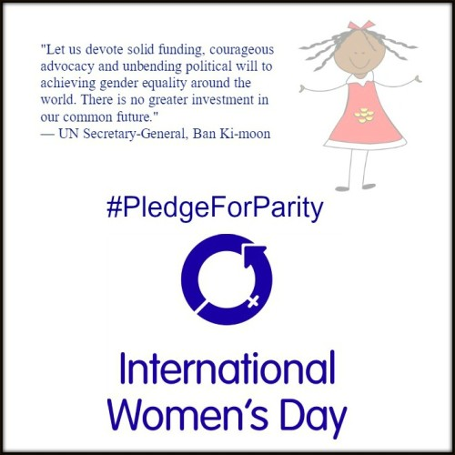 Unequal At Birth #PledgeForParity