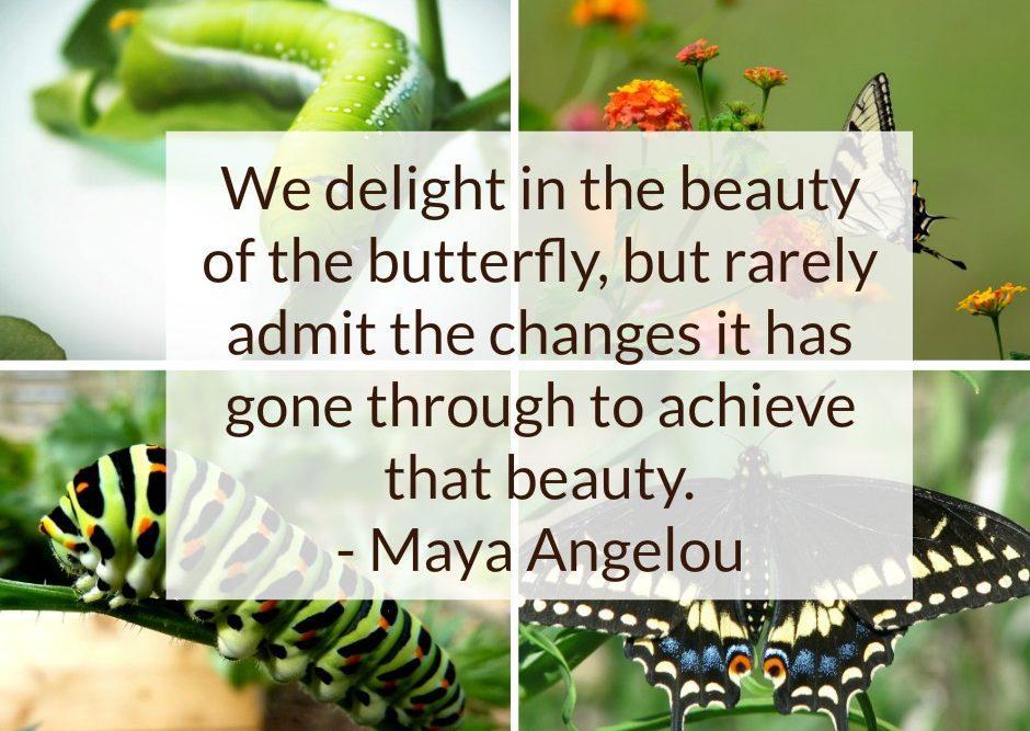 Celebrating Change #MondayMusings
