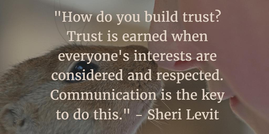 earning-trust