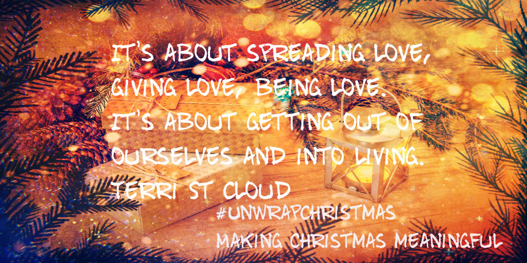 Making Christmas Meaningful #UnwrapChristmas