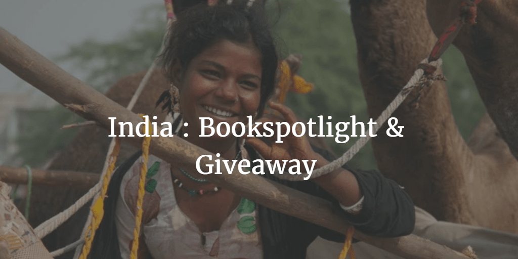 India Book Spotlight and Giveaway