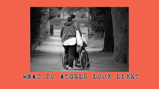 What do Angels Look Like? #FridayReflections