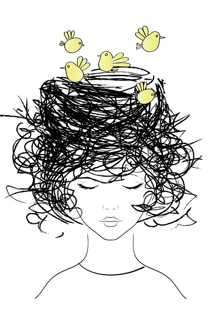 Nests In Your Hair?