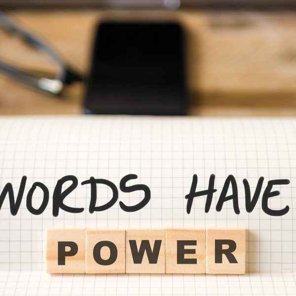 It's Not Only Words #MondayMusings #MondayBlogs