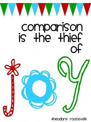 Is Comparison Good?: Announcing A Blog Hop