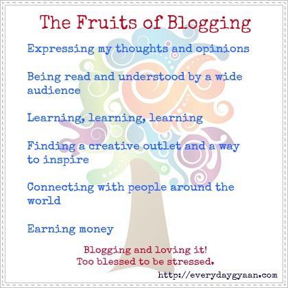 My Blogging Mantra