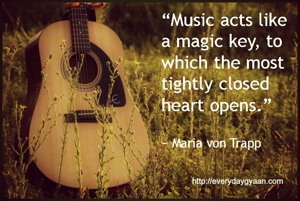The Awesome Power of Music