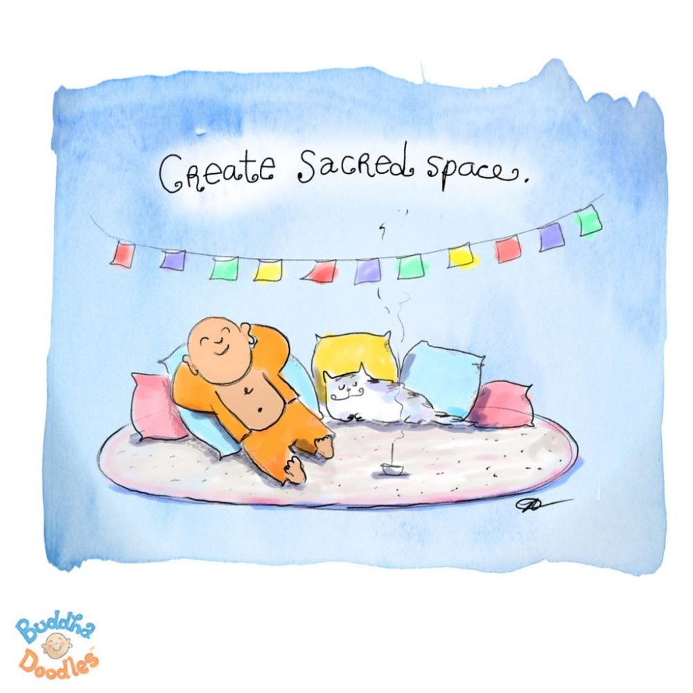 Create Your Own Sacred Space