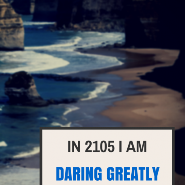 2015 The Year Of Daring Greatly