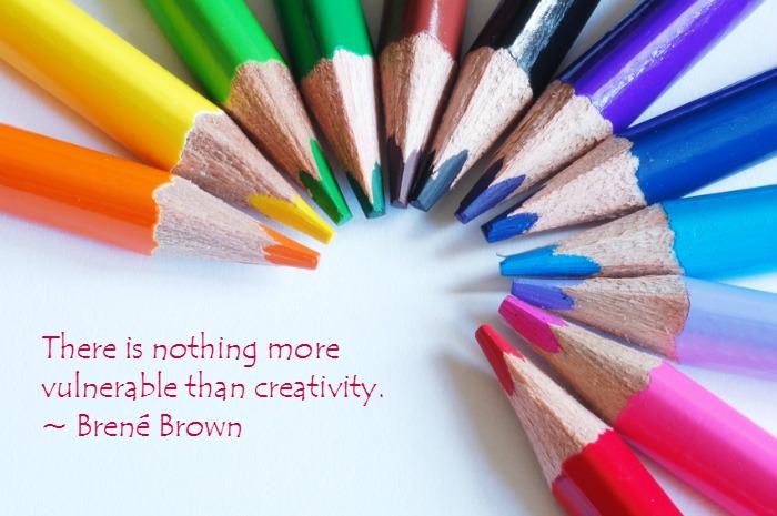 Daring To Be Creative Again