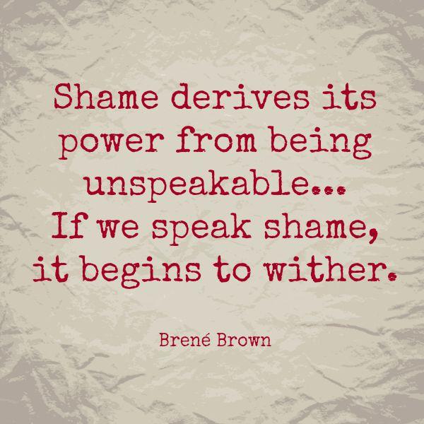 Shame and Light #septemberchallenge
