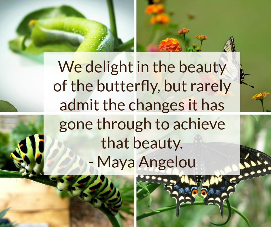 Celebrating Change #MondayMusings