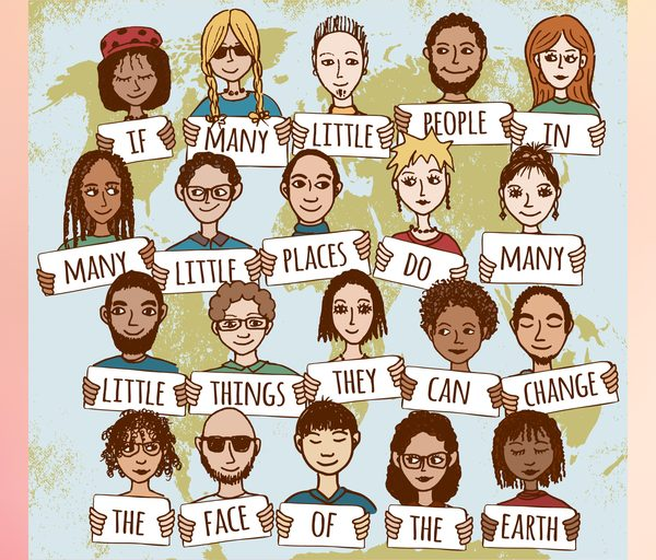 Turn The World Kind #RAKWeek2017 #MondayMusings