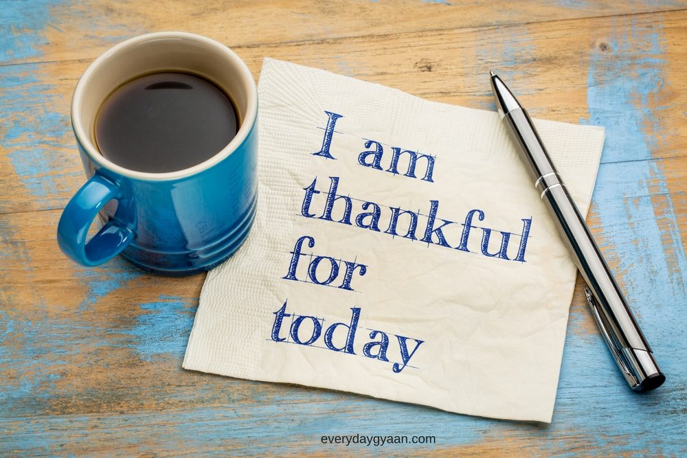 I Am Thankful For Today #everydaygratitude