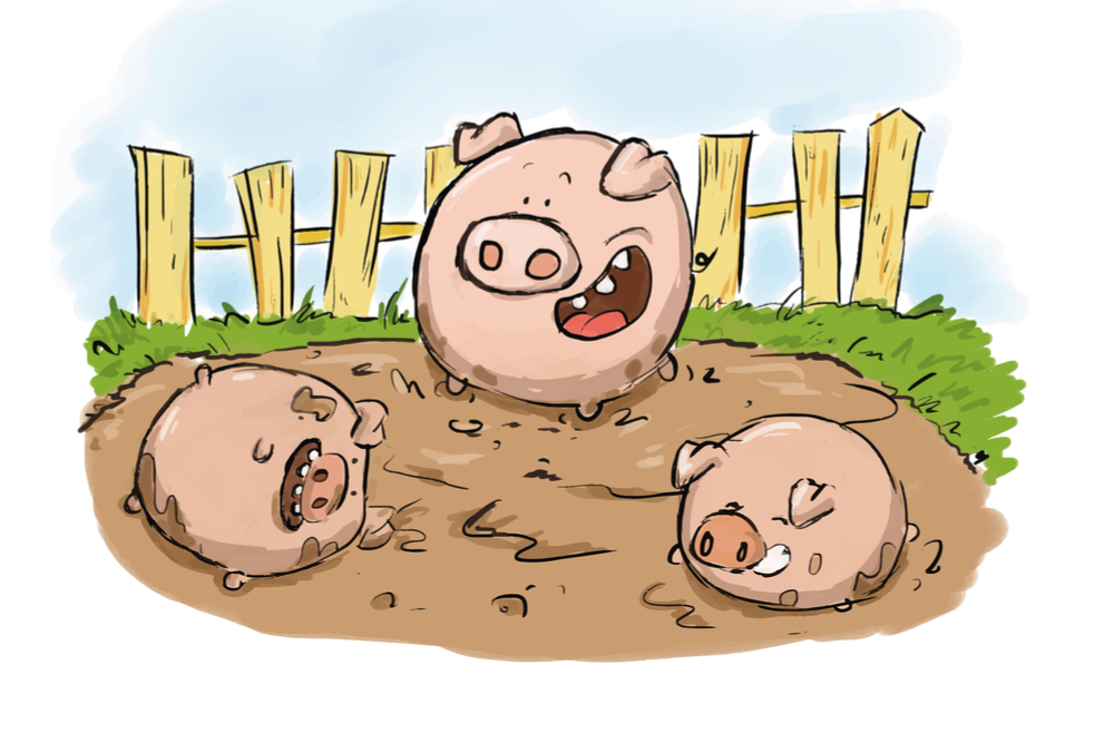 Wrestling With Pigs